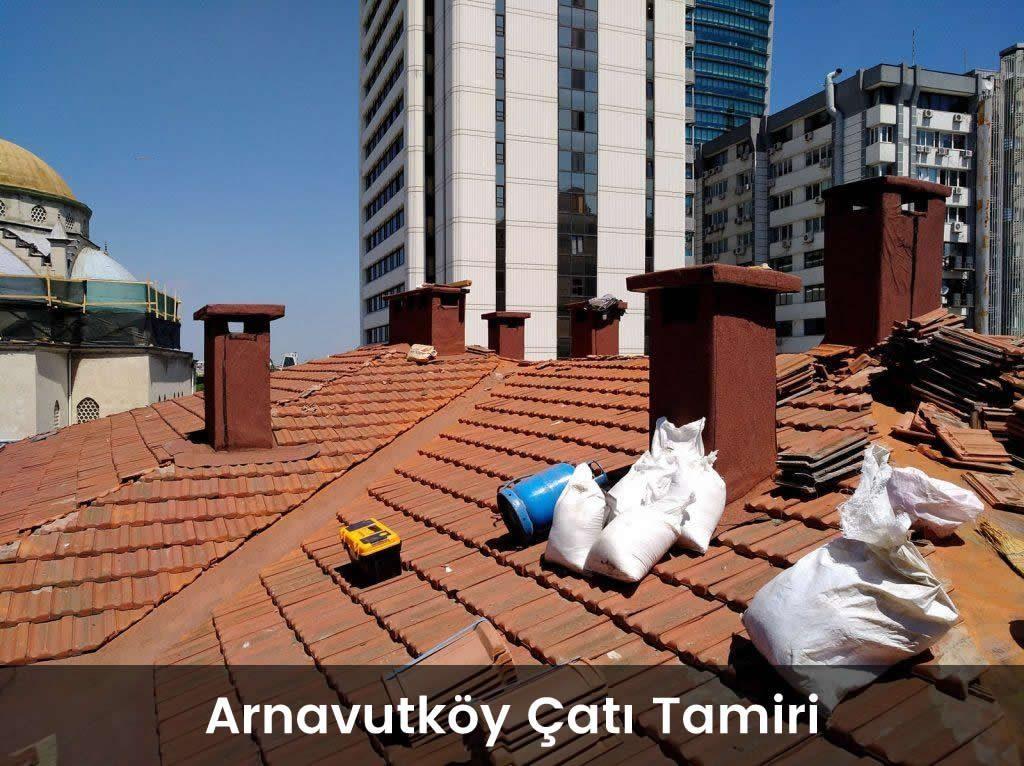 Arnavutköy Çatı Tamiri