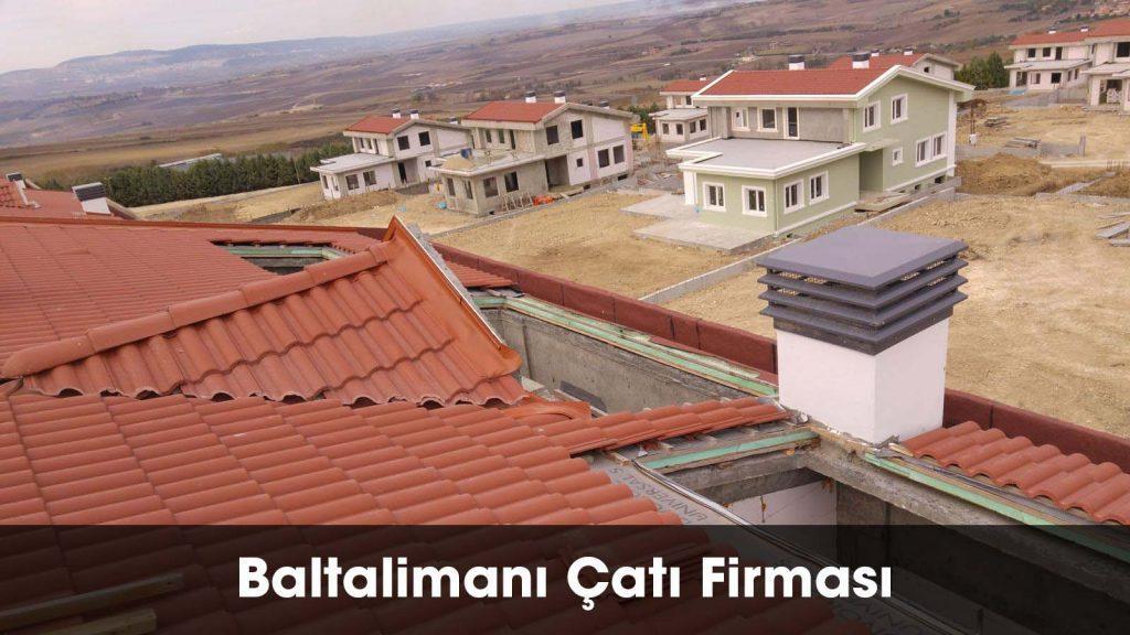 Baltalimanı çatı firması
