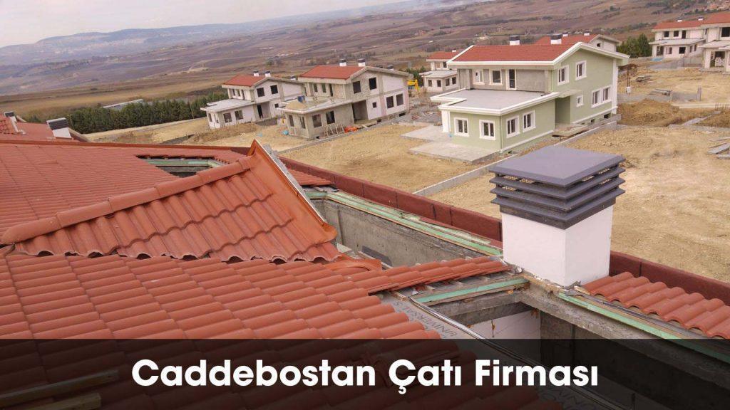 Caddebostan çatı firması